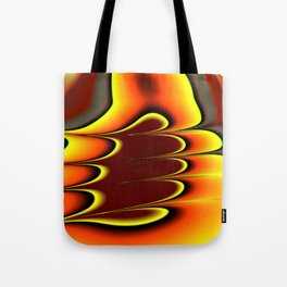 Troubled Direction Tote Bag