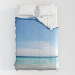 I Can Sea Clearly Now Comforters
