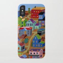 Tigertown iPhone Case