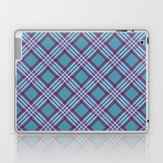 Angled Stripes - Digital Work Laptop & iPad Skin
