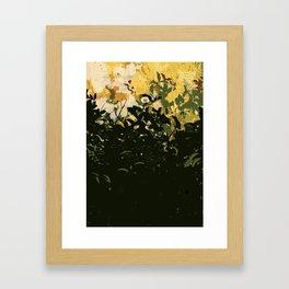 Everything That Isn't Winter Framed Art Print