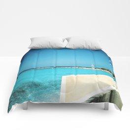 Tropical Vantage Comforters