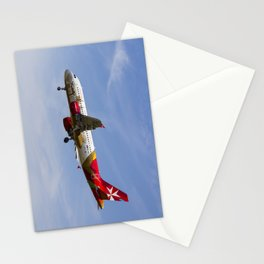 Air Malta Airbus Stationery Cards
