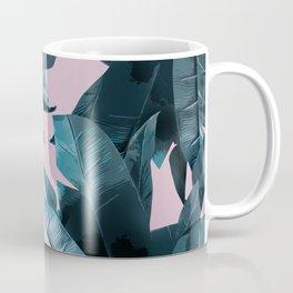 Tropical Palm Print #2 Coffee Mug