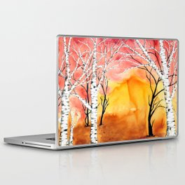 Aspen Glow Laptop & iPad Skin