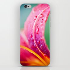 droplets iPhone & iPod Skin