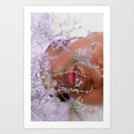 sara Art Print