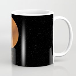 Aries - Ruling Planet Mars Coffee Mug