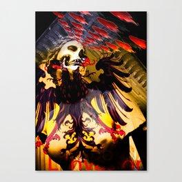 L'invasion Madonna Canvas Print