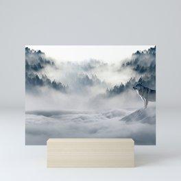 Wolves Mini Art Print