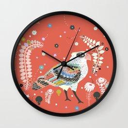 red queen Wall Clock