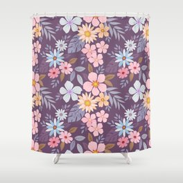 Roses 7780 Shower Curtain