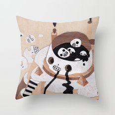 Doomsday I Throw Pillow