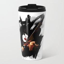 Paganini devil violinist  Travel Mug