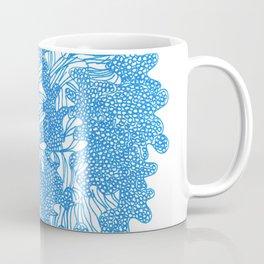 March's Blue 4 | Artline Drawing Pens Sketch Coffee Mug