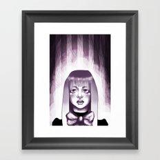 Midnight Visit  Framed Art Print