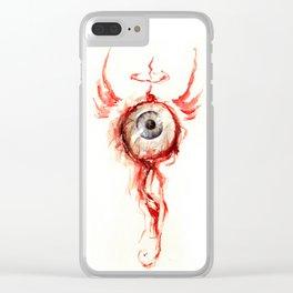 EyeBall Clear iPhone Case