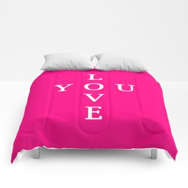 YOU LOVE Comforters
