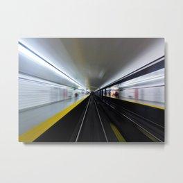 Speed No 3 Metal Print