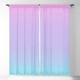 Pretty Pastel Colors Blackout Curtain