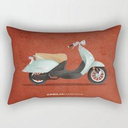 Aprilia Habana Rectangular Pillow