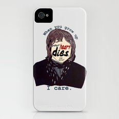 The Breakfast Club - Ally iPhone (4, 4s) Slim Case