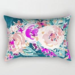 FULL ON FLORAL Rectangular Pillow