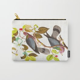 Band-tailed Pigeon Carry-All Pouch