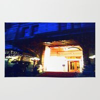 outdoor Area & Throw Rugs featuring In Through the Outdoor~ New York City by 13th Moon Social Club