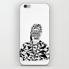 Philando Castile - Black Lives Matter - Series - Black Voices iPhone & iPod Skin