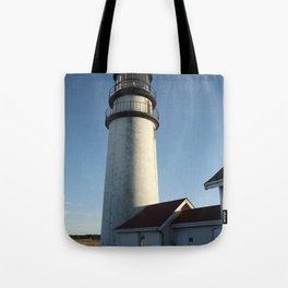 Highland Lighthouse Tote Bag