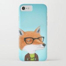 Foxes Love J. Tillman iPhone 7 Slim Case