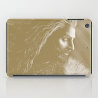 thorin iPad Cases featuring Thorin by Christine Tromop