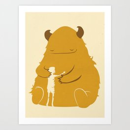 Everything Will Be Alright Art Print