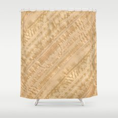 Eucalyptus Wood Shower Curtain