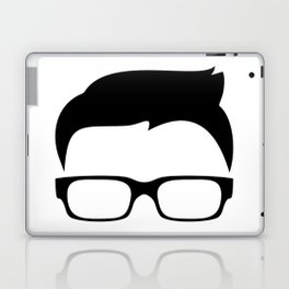Basic Hipster Laptop & iPad Skin