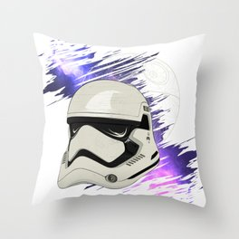 Trooper Throw Pillow