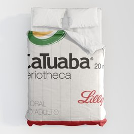 Kitchen Posters - Cialis/Catuaba Comforters