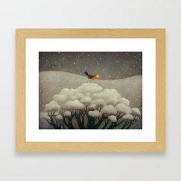 Lost Star Framed Art Print