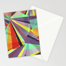 Magic circles number one Stationery Cards