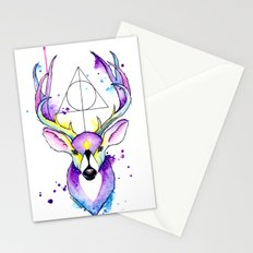 Harry Potter Patronus Stationery Cards
