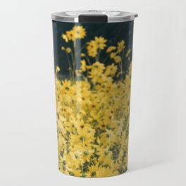 Daisies For Days Travel Mug
