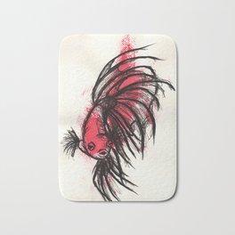 Betta Fish Bath Mat