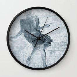 Abstract 11 Wall Clock
