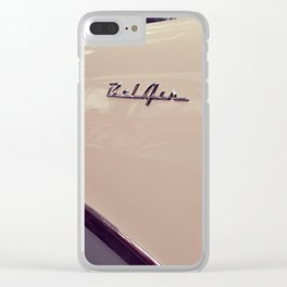 56 Tail Clear iPhone Case