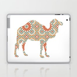 CAMEL SILHOUETTE WITH PATTERN Laptop & iPad Skin