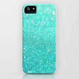 sparkle sea iPhone Case