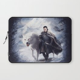 Son of Ice and Fire Laptop Sleeve