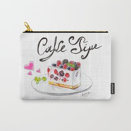 Cake Time Carry-All Pouch