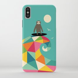 Surfs Up iPhone Case